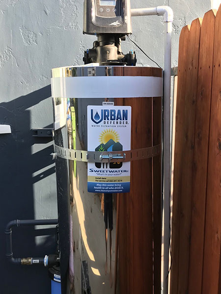 Whole House water filter for large homes + Los Angeles + Orange County + San Diego