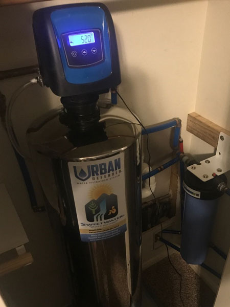 whole house water filter for St. George Utah