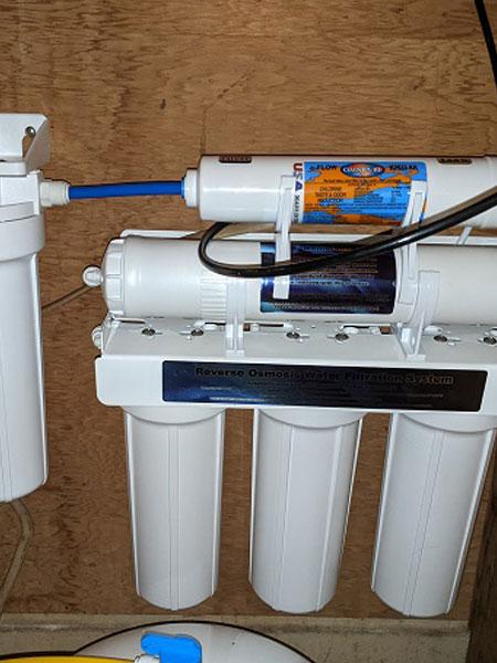 reverse osmosis water filter +St. George +southern Utah