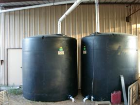 collecting rainwater, filtering rainwater, treating rainwater, rainwater collection